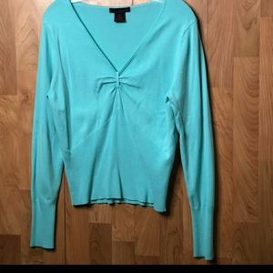 3/for $15 💥 Beautiful Turquoise Sweater Top